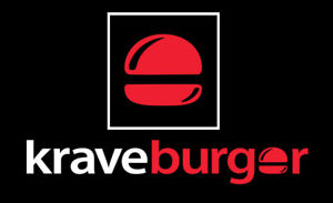 Krave burger is hiring a full-time front of house team member!
