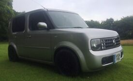 2004 NISSAN CUBE 1.4 PETROL AUTOMATIC IMMACULATE CONDITION 12 MONTHS MOT