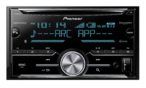 Pioneer FH-X830BHS 2-Din CD Receiver With Bluetooth, USB, AUX