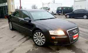 2007 Audi A8 L Quattro !!! Immaculate !!! Safety emission