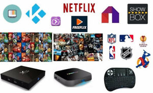 Android TV Box (Dartmouth)