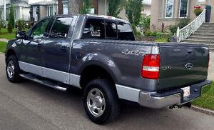 2004 Ford F-150 SuperCrew XLT Pickup Truck