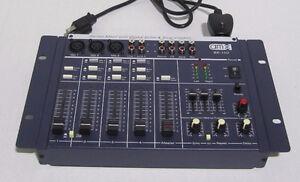 Mixer / console de son