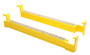 "CrossBox Big Beam Safety Spotters, 30"" CBSSBBEAM30Y"