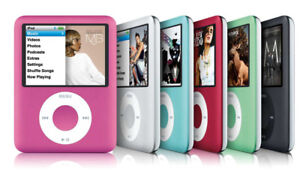 i need a ipod nano with the big 4g charger