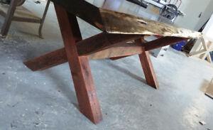 Live Edge Tables Locally Custom Made