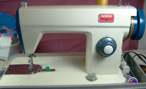 BROTHER  360 STRAIGHT STITCH HEAVY DUTY SEWING MACHINE VG