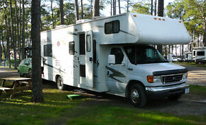 2005 FOREST RIVER SUNSEEKER 2600, motorhome, RV