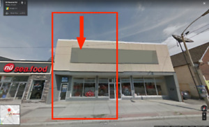 PRIME COMMERCIAL RETAIL FOR LEASE - 81 MONTREAL ROAD
