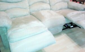 recliner couch - dropped price