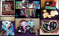 Monster High collectibles prt1 *Free Delivery