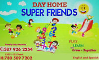 Day Home Super Friends, North West