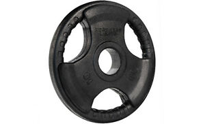 Northern Lights Olympic Rubber Coated Weight Plate, 10lbs WPOR10