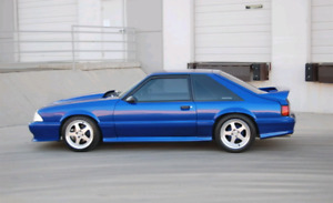 WANTED 1979 to 1993 5.0 foxbody mustang gt
