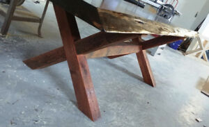 Live Edge Tables Locally Custom Made