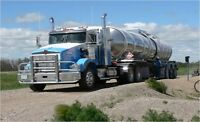 Experienced 1A Tank Truck Drivers