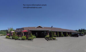 Busy Restaurant and Banquet Facility for Lease