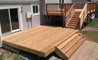FENCE - DECK - PERGOLA —— ((BOOKING FOR SPRING))