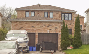 Innisfil Alcona 4 Bedroom Home Available Aug 1