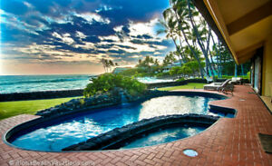 Kona Vacation Rentals Hawaii – Ohana Oceanfront Estate