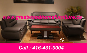 BRAND NEW 3 PIECE SOFA SET FOR $799 ONLY..