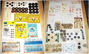 Anciens Boutons / Vintage Buttons