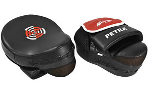 Petra Deluxe Focus Pads, PreCurved - Pair MAPSFPD25044
