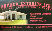 Need your roof done? Free estimates