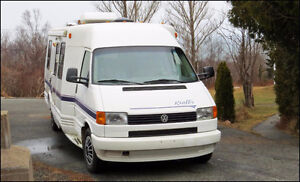1995 21-footer VW Rialta in very good condition