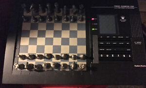 CHESS ELECTRONIC GAME (64 LEVELS) ($195)