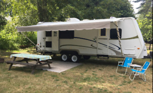 rv rental $95 a nite. some dates left in Aug