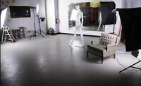 Attention to photographers!!! Downtown Studio Space for Rent