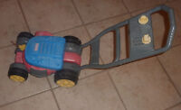 Fisher Price lawn mover