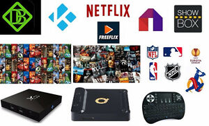 Android TV Box (Bedford)