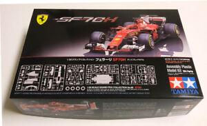 Tamiya 1/20 Scuderia Ferrari SF70H