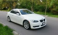 2007 BMW 328i COUPE - 6 SPEED - CERTIFIED