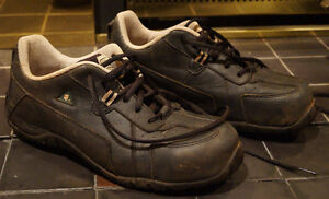 Terra CSA approved steel toe safety shoes
