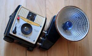 Caméra Ansco Cadet, pour déco vintage
