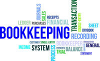 Experience home based bookkeeper available