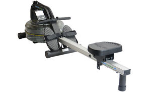 Gently used Water type Rowing machine