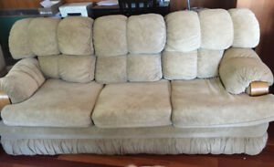 Super comfy couch and chair for sale