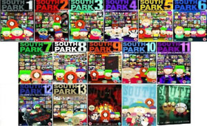 South Park Complete Series Season 1-16 DVD Set