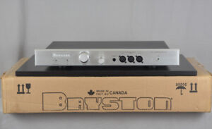 BRYSTON BHA-1 Headphone Amplifier in MINT condition