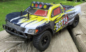 New RC Short Course Truck 1/24 Scale Electric RTR 2.4G