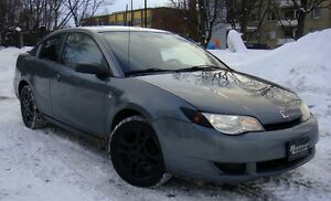 2007 Saturn ION QUAD 2.2L automatique,air clim,full équipé super