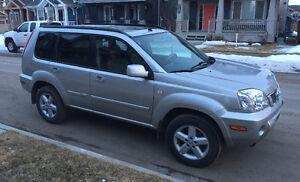 2005 Nissan X-trail SUV, Excellent condition, Low Km