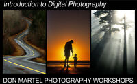 Intro to Digital Photography - THIS SAT. at Cedarcrest
