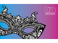 Masquerade Ball at The Silk Mill Museum on 15 Dec 2016 - tickets available