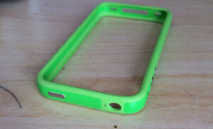 Apple green bumper for iPhone 4/4s London Ontario image 3