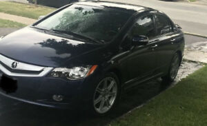 2009 ACURA CSX PREMIUM WITH REMOTE START AND TINTS .. $7000 OBO